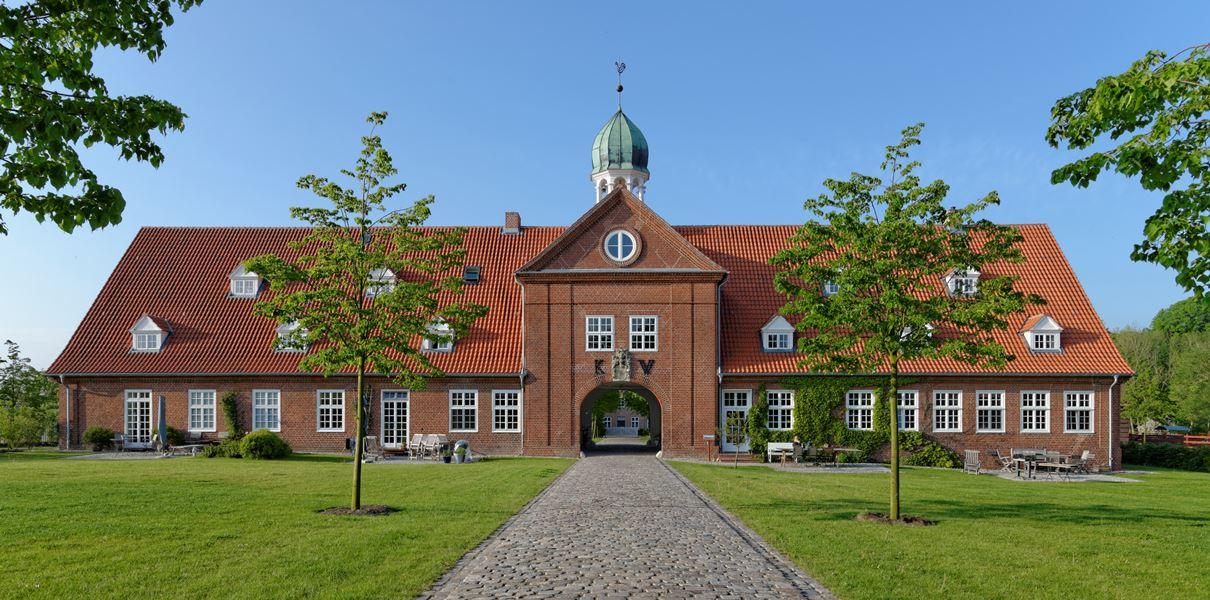 Gut Stubbe, Rieseby Landwirtschaft Obsthof Historie