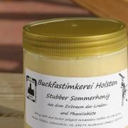 Honig von der Buckfastimkerei Holsten aus Neuberend