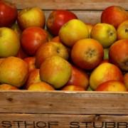Verschiedene Apfelsorten für jeden Geschmack